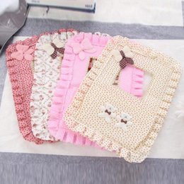 $enCountryForm.capitalKeyWord Canada - Key Cellphone Storage Bags Cute Bear Girl Switch Stick Storage Bags for Women with Cotton Polyester
