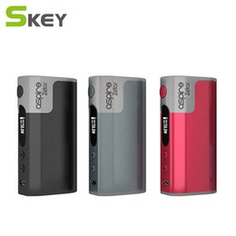 Aspire Tanks NZ - Original Aspire Zelos 50W TC Box MOD Powered by 2500mah Built-in Lipo Battery 50w fit Aspire Nautilus 2 Tank Ecigarettes Aspire Zelos Kit