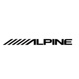 Großhandel Coole Grafik Alpine Auto Lautsprecher Stereo Creative Car Styling Verstärker Sounds Vinyl Aufkleber Aufkleber Autozubehör Grafiken jdm
