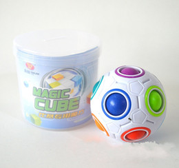 $enCountryForm.capitalKeyWord Canada - 7 5mz Spherical Cubes Rainbow Ball Football Magic Speed Cube Puzzle Children Educational Toys GMF For Baby Kids Funny Toy Gifts
