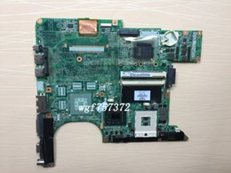 hp intel NZ - For HP Pavilion DV6000 Laptop Motherboard DA0AT3MB8F0 460901-001 Intel s478 DDR2 GM965 Notebook Systemboard