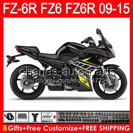 $enCountryForm.capitalKeyWord Australia - gloss black 8gifts For YAMAHA FZ6R 09 10 11 12 13 14 15 FZ6N FZ6 89NO155 FZ-6R FZ 6R 2009 2010 2011 2012 2013 2014 2015 gloss black Fairing