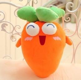 $enCountryForm.capitalKeyWord Australia - Creative cute 30cm Defend the radish doll game 2 hold pillow stuffed vegetables cushion for leaning on of plush toys 1pc