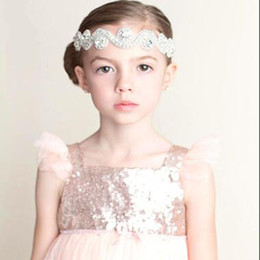 Discount for good hair - 2017 Bling Bling Baby Hair Accessories for Weddings Birthday Christmas Rhinestones Little Girls Hair Clip Good for Kids
