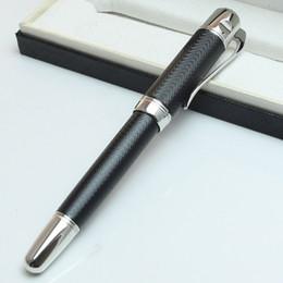 Luxury M Stift Black Rollerball Great Schriftsteller Jules Verne Limited Edition Schwarz-Rot-Blau Optionen Stifte 14873/18500