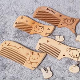 $enCountryForm.capitalKeyWord Canada - Wholesale treasure cartoon comb Environmental protection small comb teeth sleek It does not hurt the scalp