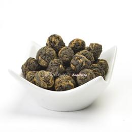 Venta al por mayor de Venta al por mayor de 100 g de Fengqing Dragon Pearl Tea, envío gratuito - 100% de Yunnan Dragon Ball Handmade Tea