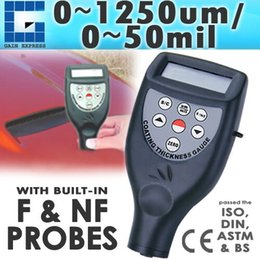 $enCountryForm.capitalKeyWord NZ - CM-8825FN Digital Coating Thickness Gauge Meter With Built-in F and FN Probe Paint Iron 0-1250um   0-50mil Range