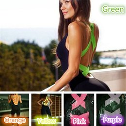 $enCountryForm.capitalKeyWord Canada - 4 Colors Sport Leggings Women's Playsuit Fitness Bodycon Bandage Jumpsuit Yoga Pants Summer Skinny Bodysuit Slim Female Plus Size