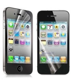 Iphone Glass Screen Guard Australia - Protecto - Screen Guard Protector - iPhone 4 Laminated glass without retial package