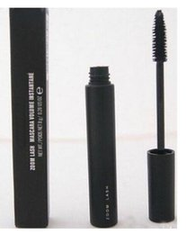 Lash products online shopping - HOT good quality Lowest Best Selling good sale MAKEUP New Products Products zoo m lash mascara colume instantane g free gif