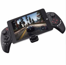 Tablet Wireless Controller Australia - Wireless Bluetooth Gamepad Android Telescopic Game Controller Joystick For Phone pad Android IOS Tablet PC