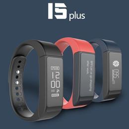 I5 plus wrIstband online shopping - 2017 Cheap I5plus I5 Plus Smart Wristbands Smart Band Fitness Tracker Bluetooth Sports Bracelet for Samsung S8 HuaWei Xiaomi LG