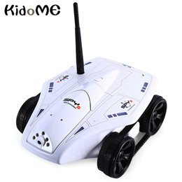 $enCountryForm.capitalKeyWord Canada - Wholesale- Kidome No.777 - 325 WiFi FPV Remote Control Tank HD Camera RC Telecontrol Toy