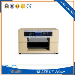 Commercial Printing Machines Canada - hot selling automatic printer print on photo album uv led digital inkjet printing machine for AR-LED Mini5
