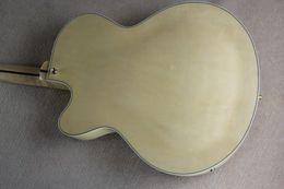$enCountryForm.capitalKeyWord Canada - Free shipping custom Ebony fingerboard golden hardware Jazz Hollow Electric Guitar