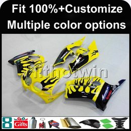 $enCountryForm.capitalKeyWord NZ - 23colors+Gifts Injection mold yellow black ABS motor Fairings For honda CBR250RR MC19 1988-1989 MC19 88 89 Aftermarket Motorcycle cowl