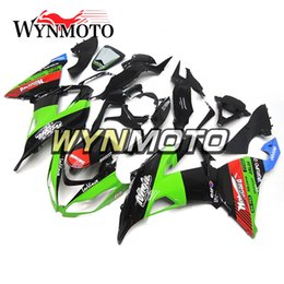 2018 ninja motorcycle frame fairings for kawasaki zx 6r 636 2013 2016 2014 2015 - Motorcycle Frame For Sale
