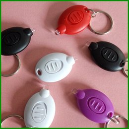 $enCountryForm.capitalKeyWord Canada - Manufacturer In China LED Key Chain Customized 17mm Logo Conveniece To Take led battery-operated flickering electronic light Keychain
