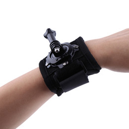 China Freeshipping 360 Degree Rotation Hand Wrist Strap Band Mount Holder For Gopro Hero 1 2 3 3+ 4 GoPro Accessories suppliers