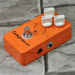 Chinese  NEW Electro Harmonix Photo-Optical Tube Compressor Guitar Effects Pedal Free Shipping manufacturers