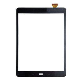 Tab pen online shopping - 50PCS Tested Black White For Samsung Galaxy Tab A S Pen P550 P555 Touch Screen Digitizer Outer Panel Front Glass Sensor DHL Free