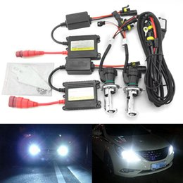 $enCountryForm.capitalKeyWord NZ - LEEWA 35W DC12V Car Headlight H4 Xenon Bulb Hi Lo Beam Bi-Xenon Bulb Light Slim Ballast HID Kit #4481