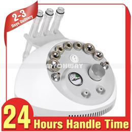 Diamond Dermabrasion Price Canada - Promotion Price 3 in1 Diamond Microdermabrasion Dermabrasion Skin Care Rejuvenation Machine facial beauty equipment vacuume spray