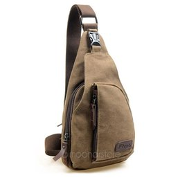 Chinese  2017 New Fashion Men Messenger Bags Casual Travel Canvas Mens Shoulder Bag 6 Colors for Choice manufacturers