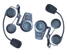 $enCountryForm.capitalKeyWord Canada - Freeshipping M1035BT interphone Bluetooth Motorbike Motorcycle helmet speaker intercom system Headset intercomunicador capacete 500m