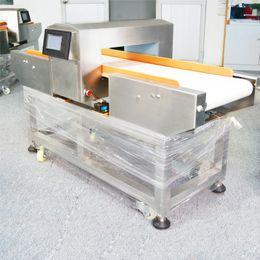 Livraison gratuite! Détecteur de métaux de nourriture de haute précision, détecteur de métaux numérique d'acier inoxydable pour le détecteur de métaux de nourriture de l'industrie alimentaire en Solde