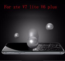 $enCountryForm.capitalKeyWord Canada - Tempered Glass For Motorola moto z play xt1635 For zte V7 lite V6 plus For huawei MATE 9 NOVA plus Screen Protector Film