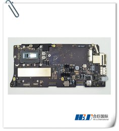 Isa Motherboards Canada - HEJU New motherboard 820-4924-A Logic board core i5 2.7GHZ 8GB RAM for MBP A1502 Logic board 661-02354 Early 2015