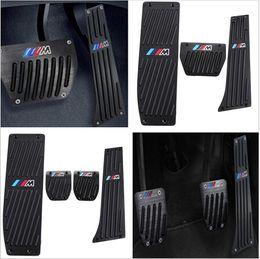 Venta al por mayor de Pedal de freno de gas pedal de aleación de aluminio de estilo de aluminio de alta calidad para BMW X1 M3 E39 E46 E87 E84 E90 E91 E92 Accesorios para automóviles