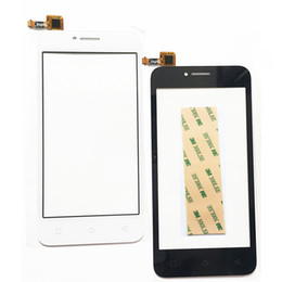 touch screen for lenovo vibe 2019 - Wholesale- Touch Screen For Lenovo Vibe B A2016a40 A2016 Touch Screen Digitizer Panel Sensor Front Glass Lens Replacemen