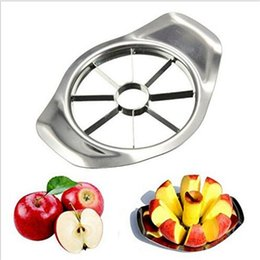 apple slice cutter NZ - Multi-function Fruit Knife Stainless steel apple slicer Vegetable Fruit Apple Pear Cutter Slicer Processing Kitchen slicing knives Utensil T