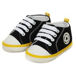$enCountryForm.capitalKeyWord NZ - Wholesale- Toddler Baby Girls Boys Soft Sole Crib Shoes Non-slip Sneakers First Prewalkers 0-18M LL1 X5