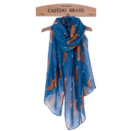 26e0ae9b13d1a Long scarves for saLe online shopping - Hot Sale Spring Fox Scarf Shawl For  Women Soft