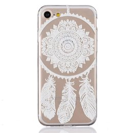 China Lovely Lace Rose Flower Pattern Soft TPU Phone Back Clear Case Cover For iPhone SE 5 5S 6 6S Plus 4.7 5.5 inch Free DHL supplier clear iphone 6s plus cases pattern suppliers