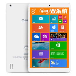 $enCountryForm.capitalKeyWord NZ - Wholesale- Teclast X80H X80HD Dual Boot 8 Inch Z3735F Windows 8.1+ Android 4.4 Tablet PC 1280x800pixels IPS Screen 2GB 32GB HDMI