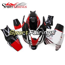 Black White Motorbike Fairing Canada - Fairings White Black Red Glass Fiber For Honda CBR1000RR Year 2008 2011 08 09 10 11 ABS Motorcycle Fairing Kit Bodywork Motorbike Cowlings