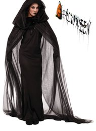 Gothic Witch Halloween Costume Sorceress Costume Adult Witch Fancy Dress Witch Wicked Cosplay  sc 1 st  DHgate.com & Shop Adult Female Fancy Dress UK | Adult Female Fancy Dress free ...