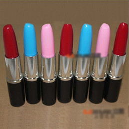 $enCountryForm.capitalKeyWord Canada - Wholesale Korean version of creative stationery wholesale   cute drops of office supplies   ultra-realistic lipstick free shipping