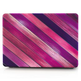 Macbook Retina 13 Inches Australia - Grain-14 Oil painting Case for Apple Macbook Air 11 13 Pro Retina 12 13 15 inch Touch Bar 13 15 Laptop Cover Shell