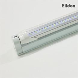 Battery fluorescent light online shopping - T8 LED Emergency Tube Lights mins G13 ft W V PF0 LM SMD LEDs mm Fluorescent Blubs Lamps Lighting Battery inside