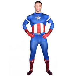 $enCountryForm.capitalKeyWord UK - Stage Performance Superhero Cosplay Zentai Sexy Costume Multicolor Superman Captain America Lycra Spandex Suits