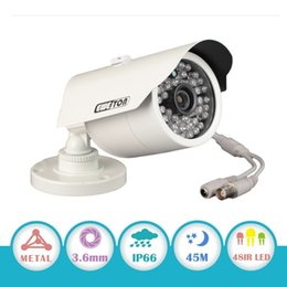Venta al por mayor de Bullet Security Camera 1/3
