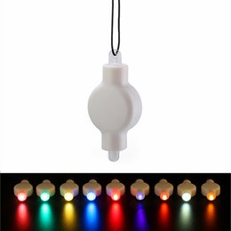 Battery Operated Led Paper Lantern Lights Super Bright Rgb 10 Colors For Wedding Party Fairy Garden Holiday Lamp