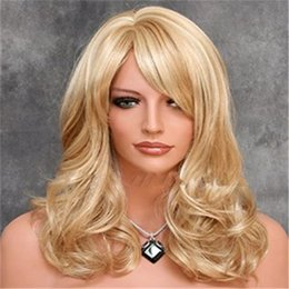 Pure white wig online shopping - Virgin Brazilian Straight Silky No Tail Full Of My Human Hair Wig Cordon Pure Color Long Blond Hair Is FULL LACE WIGS Shoes White Woman