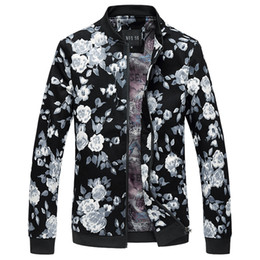 Mens Floral Bomber Jacket NZ | Buy New Mens Floral Bomber Jacket ...